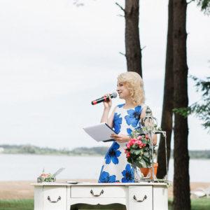 свадебный регистратор, выездная регистрация, выездная церемония