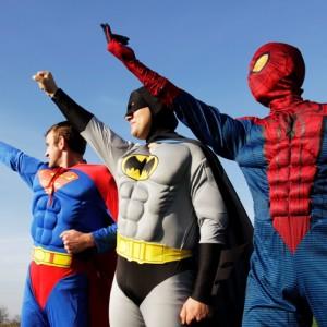 человек-паук, супемен, клоуны на детский праздник, заказать клоуна, заказать аниматора, пригласить клоуна, пригласить аниматора, клоуны на день рождения, клоун на детский праздник